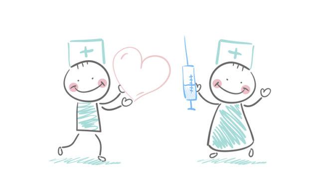 看護師・ナースに人気の通信教育